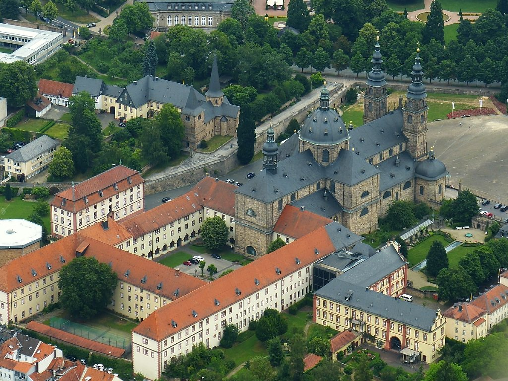 Hoher Dom zu Fulda