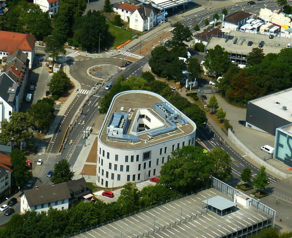 Bahn-Trainingszentrum Fulda Luftbild