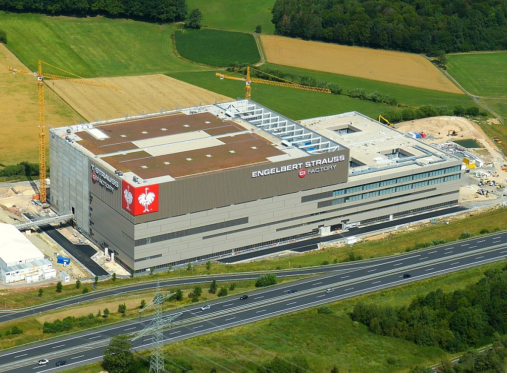 Engelbert Strauss CI Factory