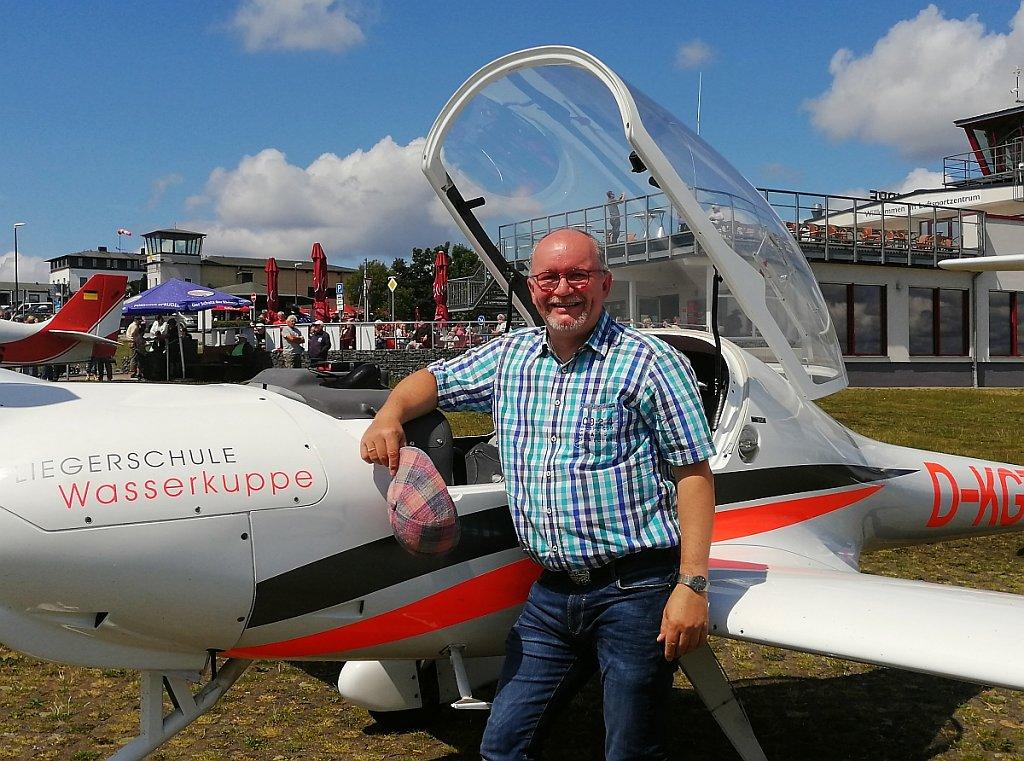 Pilot Harald Friedrich