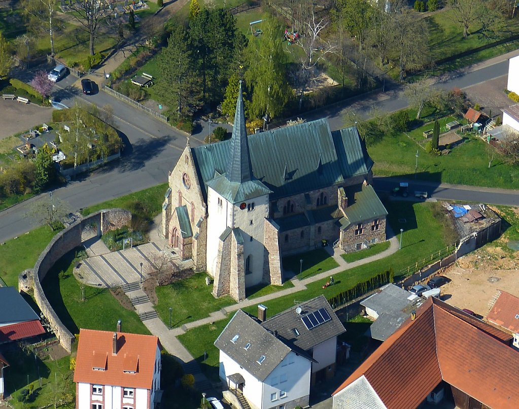 Kirche Lütter